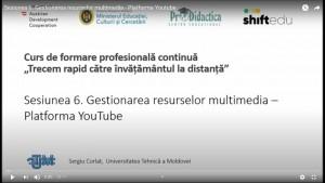 Sesiunea 6